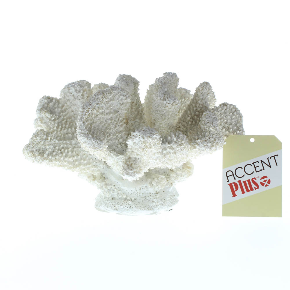 SMALL WHITE CORAL DECOR 10017016