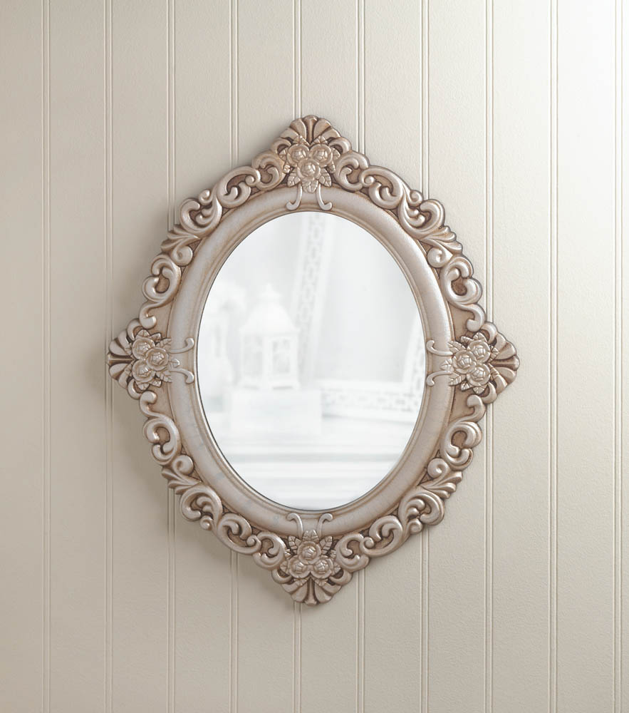 VINTAGE ESTATE WALL MIRROR 10017058