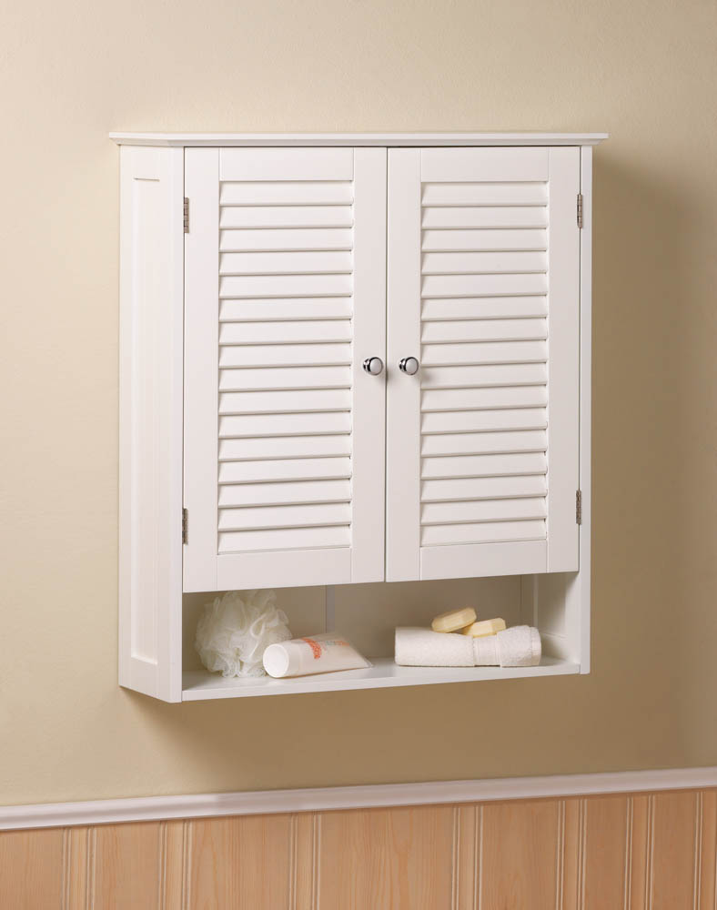 NANTUCKET WALL CABINET 10017747