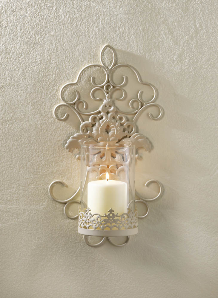 ROMANTIC LACE WALL SCONCE 10017967