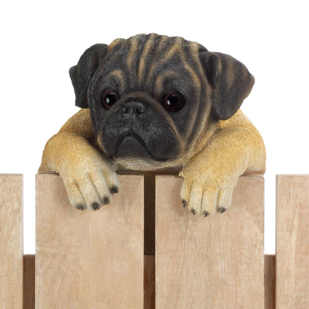 "CLIMBING PUG ""DAISY"" DECOR 10017283"