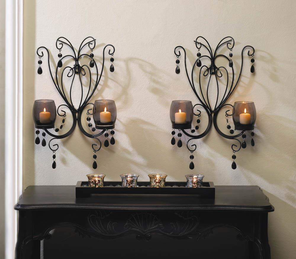 MIDNIGHT ELEGANCE WALL SCONCE 10015106