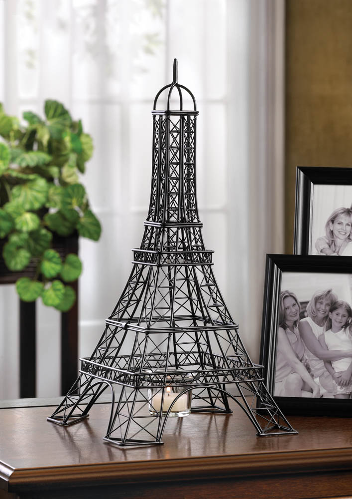 EIFFEL TOWER CANDLE HOLDER 10015674
