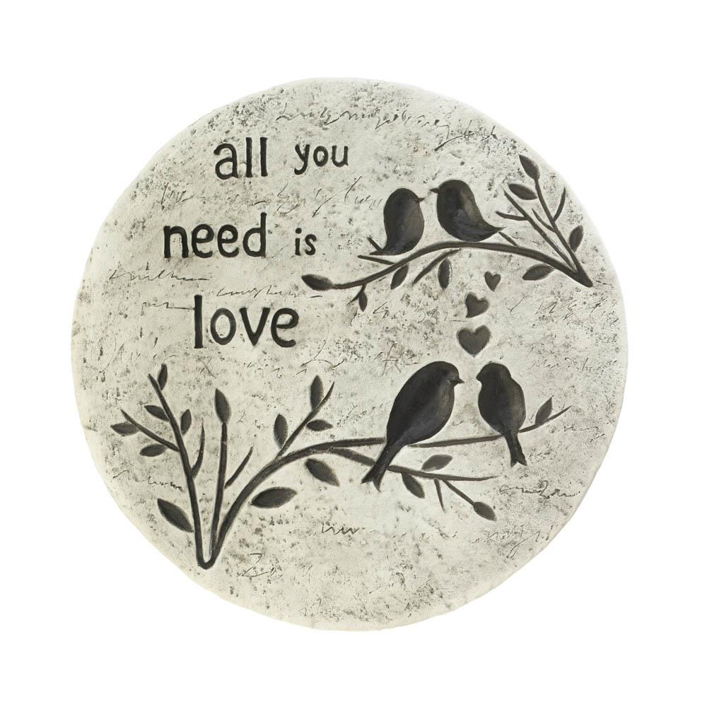 ALL YOU NEED IS LOVE STEPPING STONE 10017998